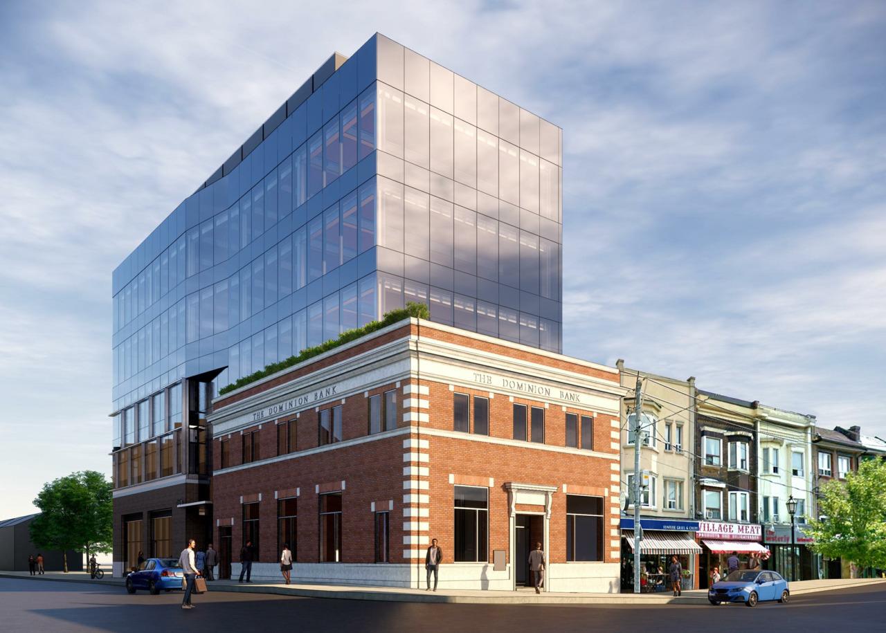 421 Roncesvalles Avenue, Toronto, designed by superkül for Propeller Developments