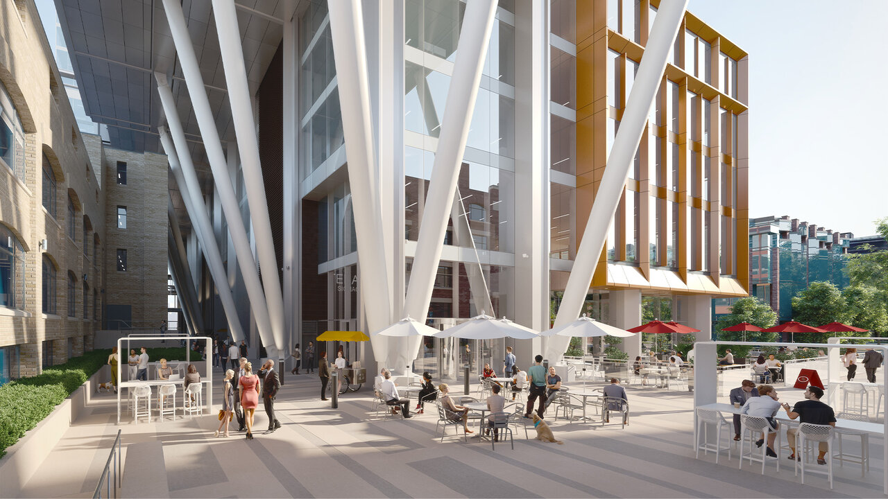Portland Commons, Carttera Private Equities, Sweeny &Co Architects, Toronto