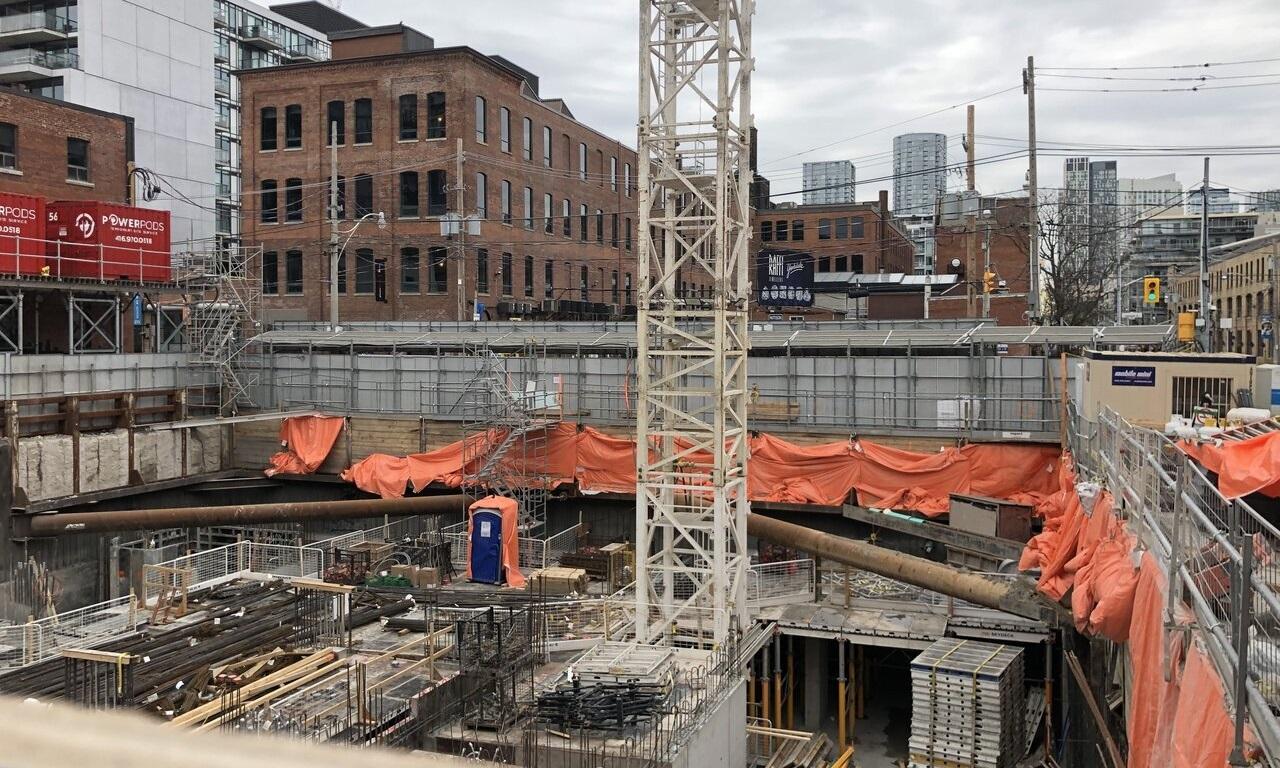 123 Portland, Minto Communities GTA, Sweeny &Co Architects, Toronto