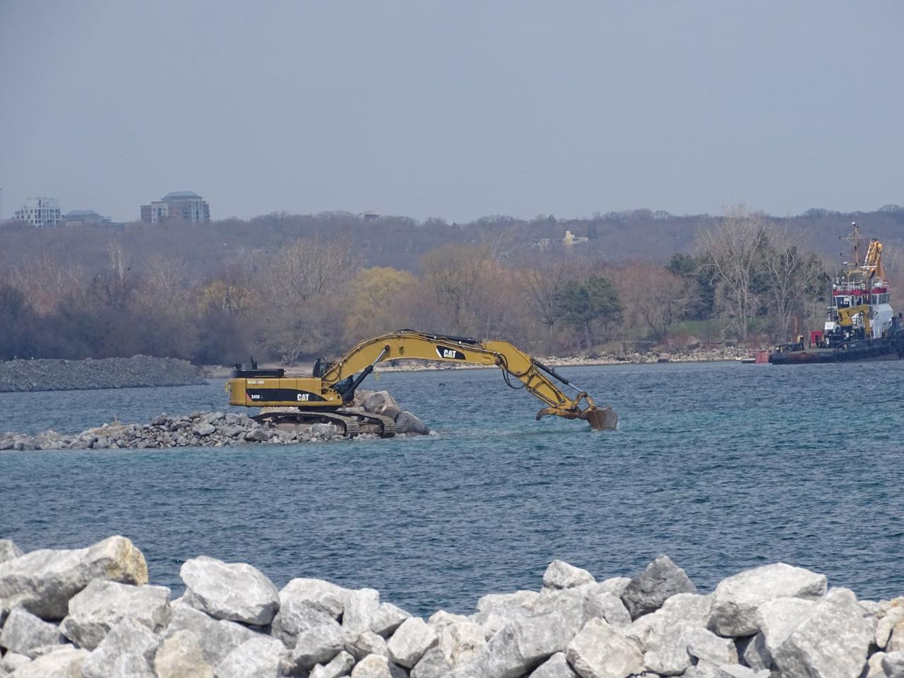 Ashbridges Bay Treatment Plant Landform Project, City of Toronto