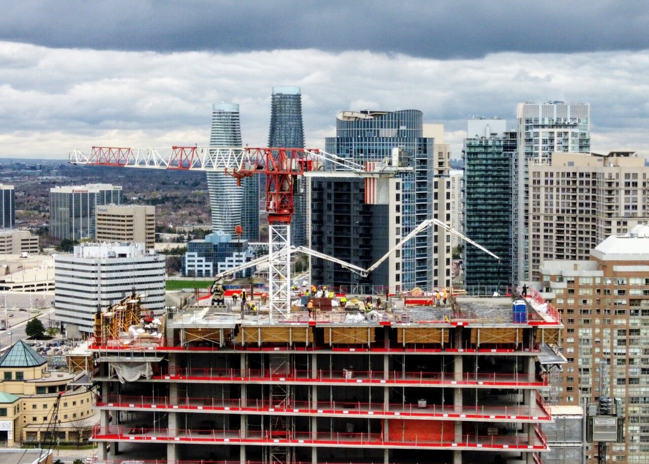 TRREB condominium market report, Greater Toronto Area, real estate