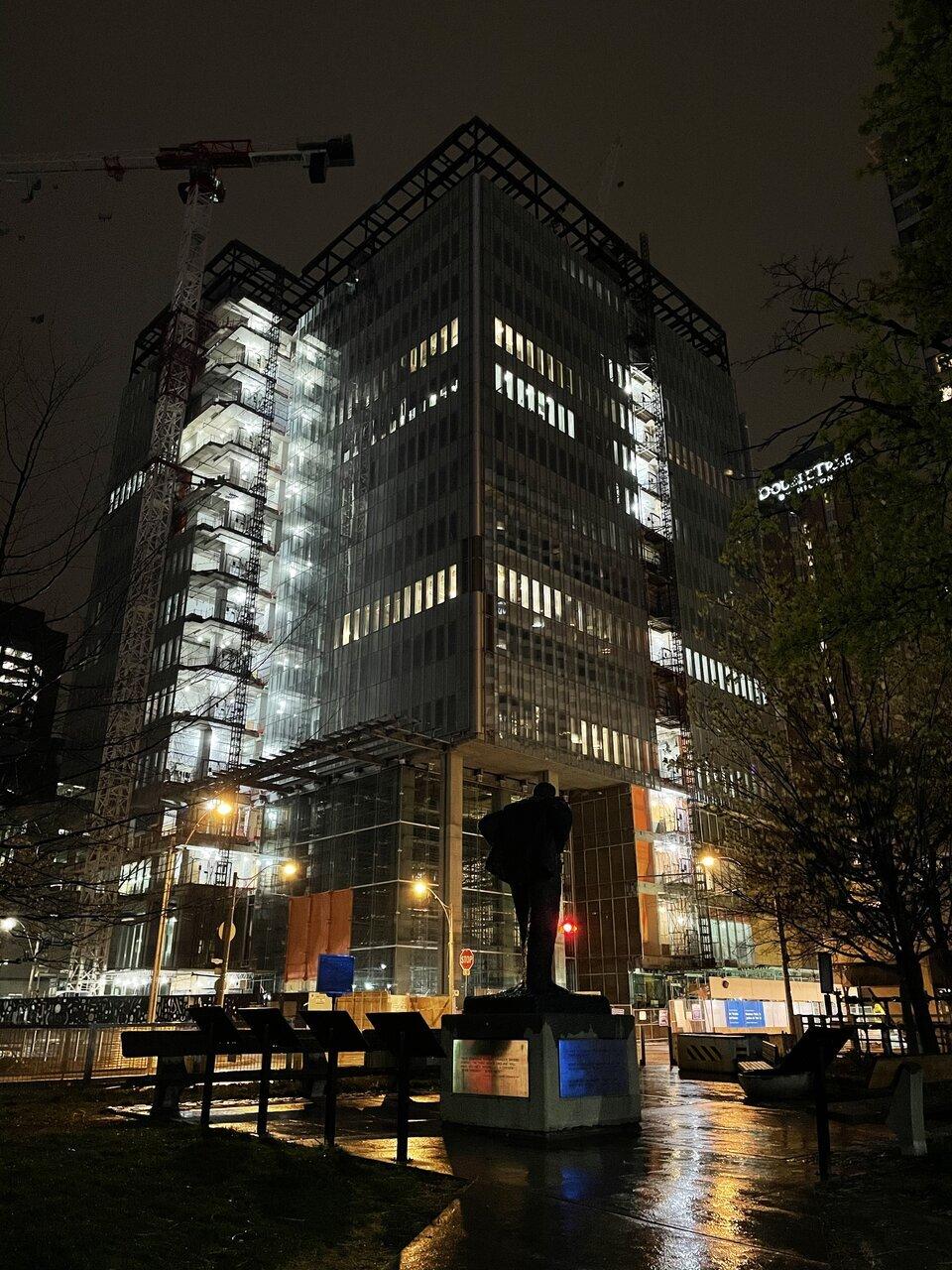 Daily Photo, Toronto, Ontario Court of Justice, Downtown, Renzo Piano