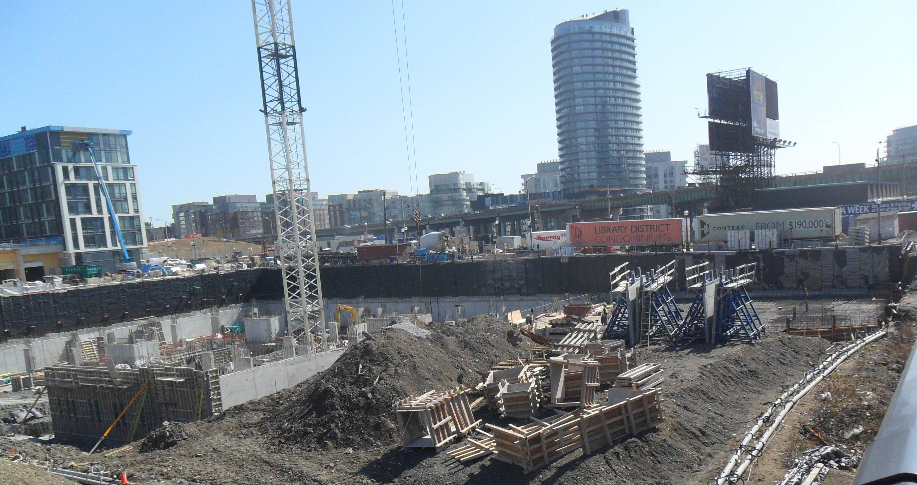 Throwback This, Concord CityPlace, Library Scission, Fort York, Toronto