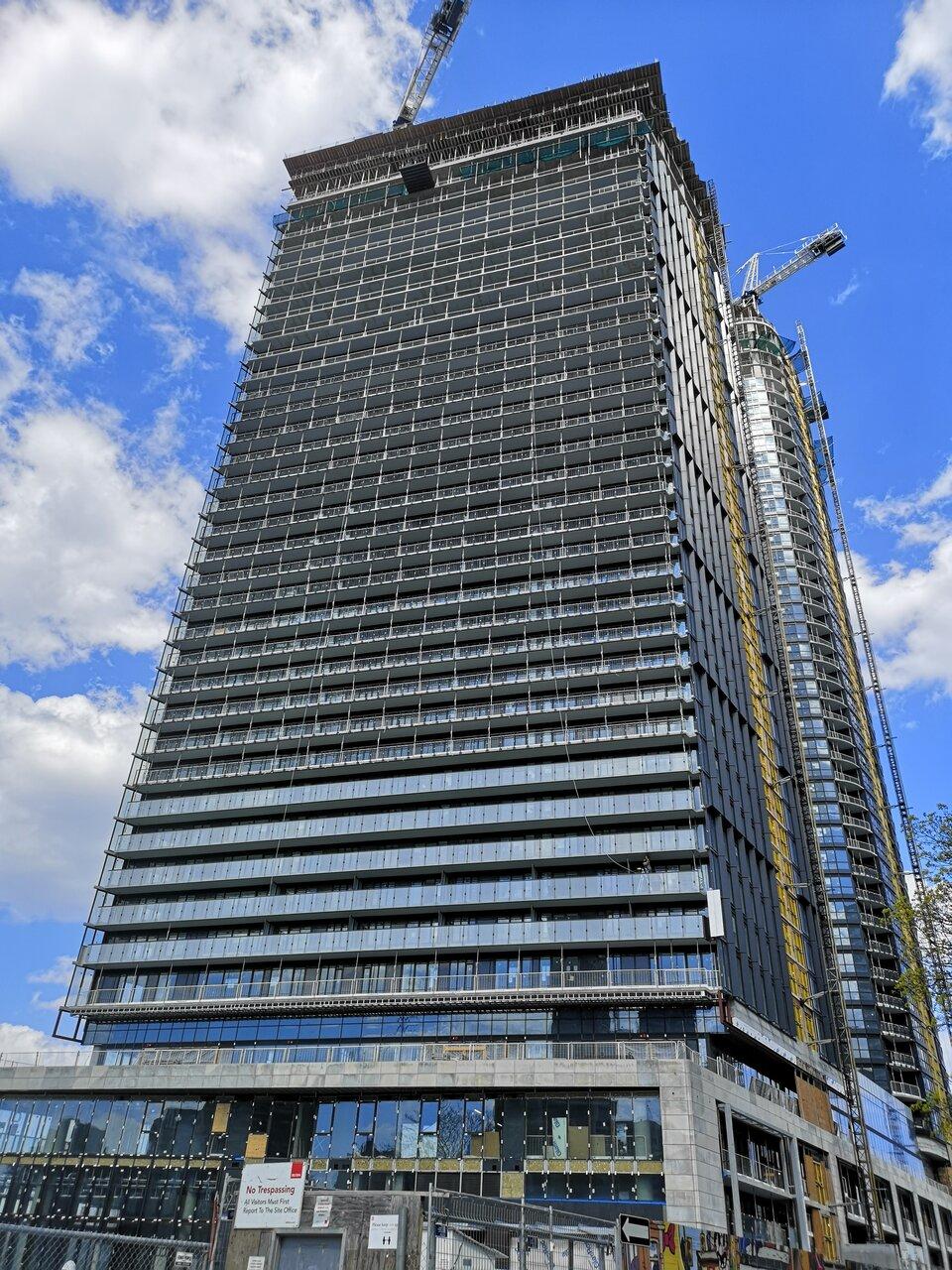 Via Bloor, Tridel, architects—Alliance, Toronto