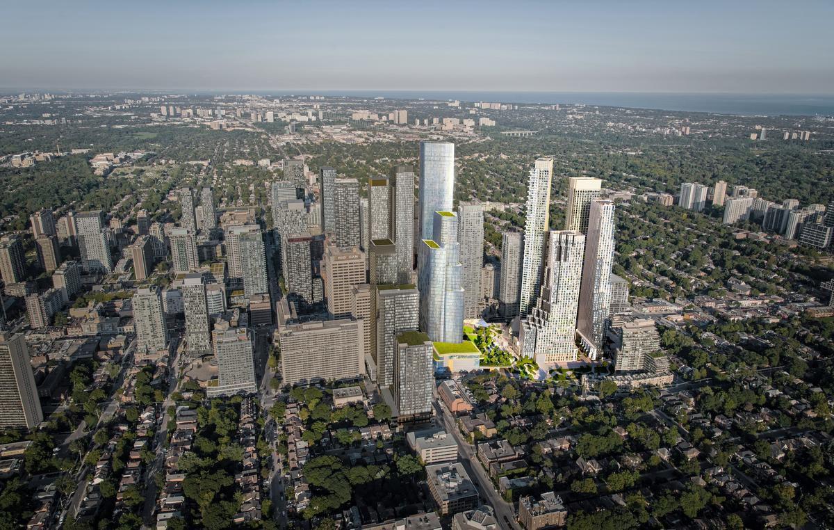 Image of Canada Square development