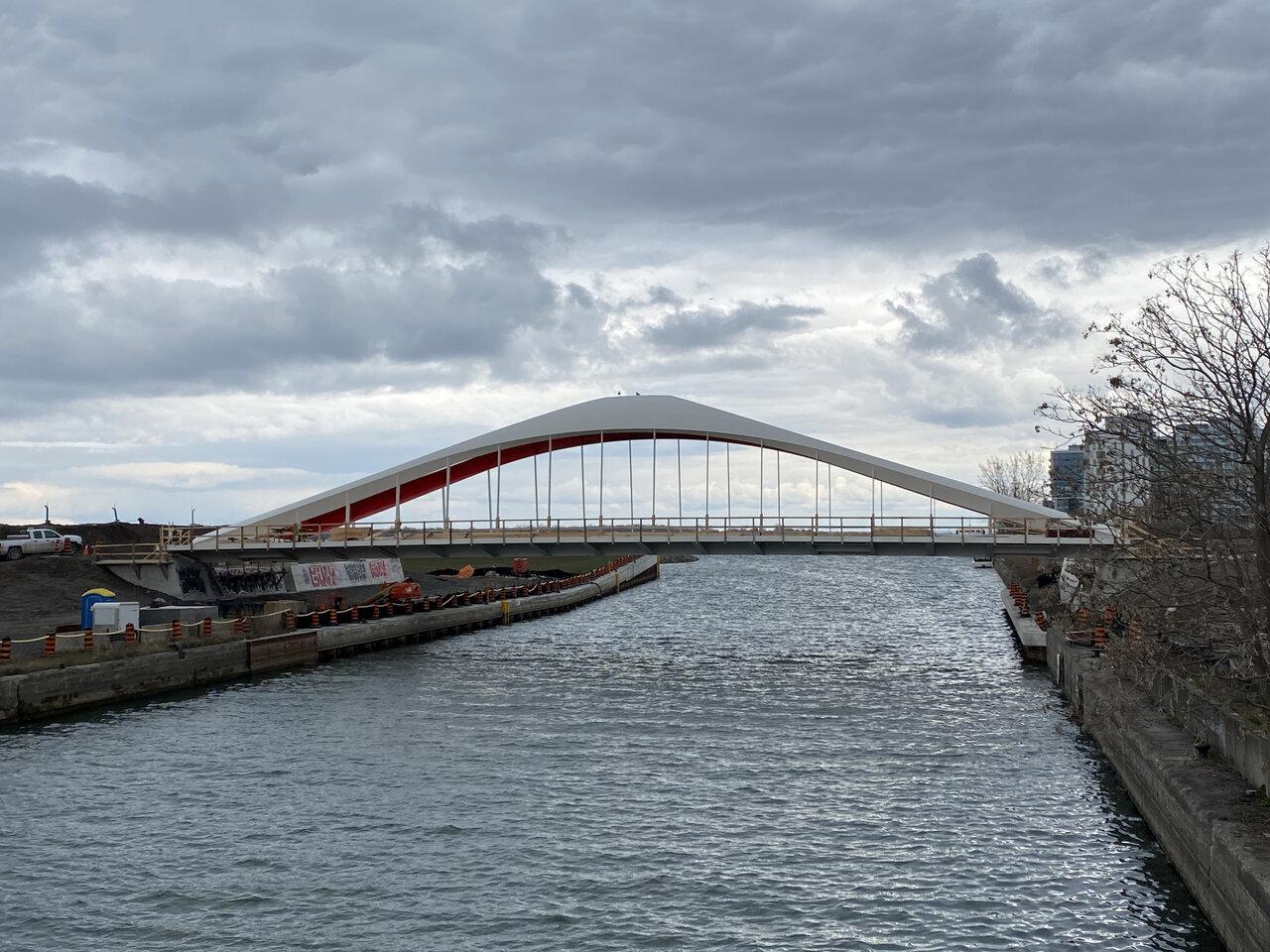 Photo of Cherry Street North bridge
