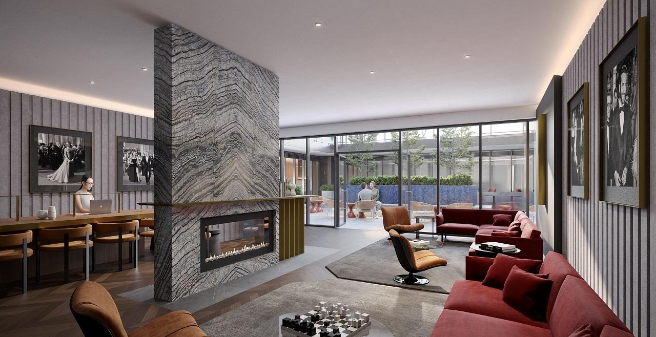 Oscar Residences, Lifetime Developments, Mason Studio, Turner Fleischer Architects, Toronto