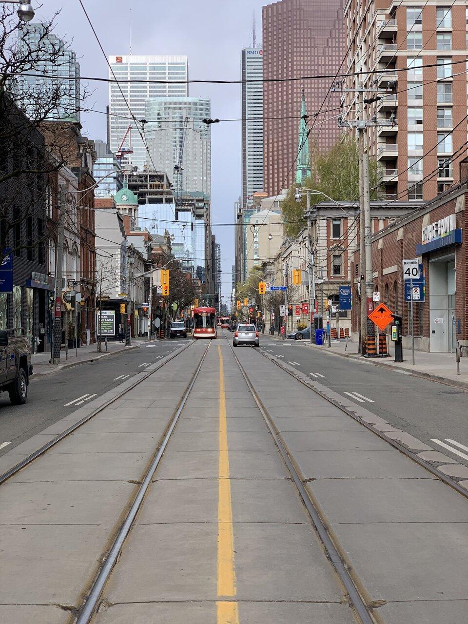 Daily Photo, Toronto, King Street East, Downtown