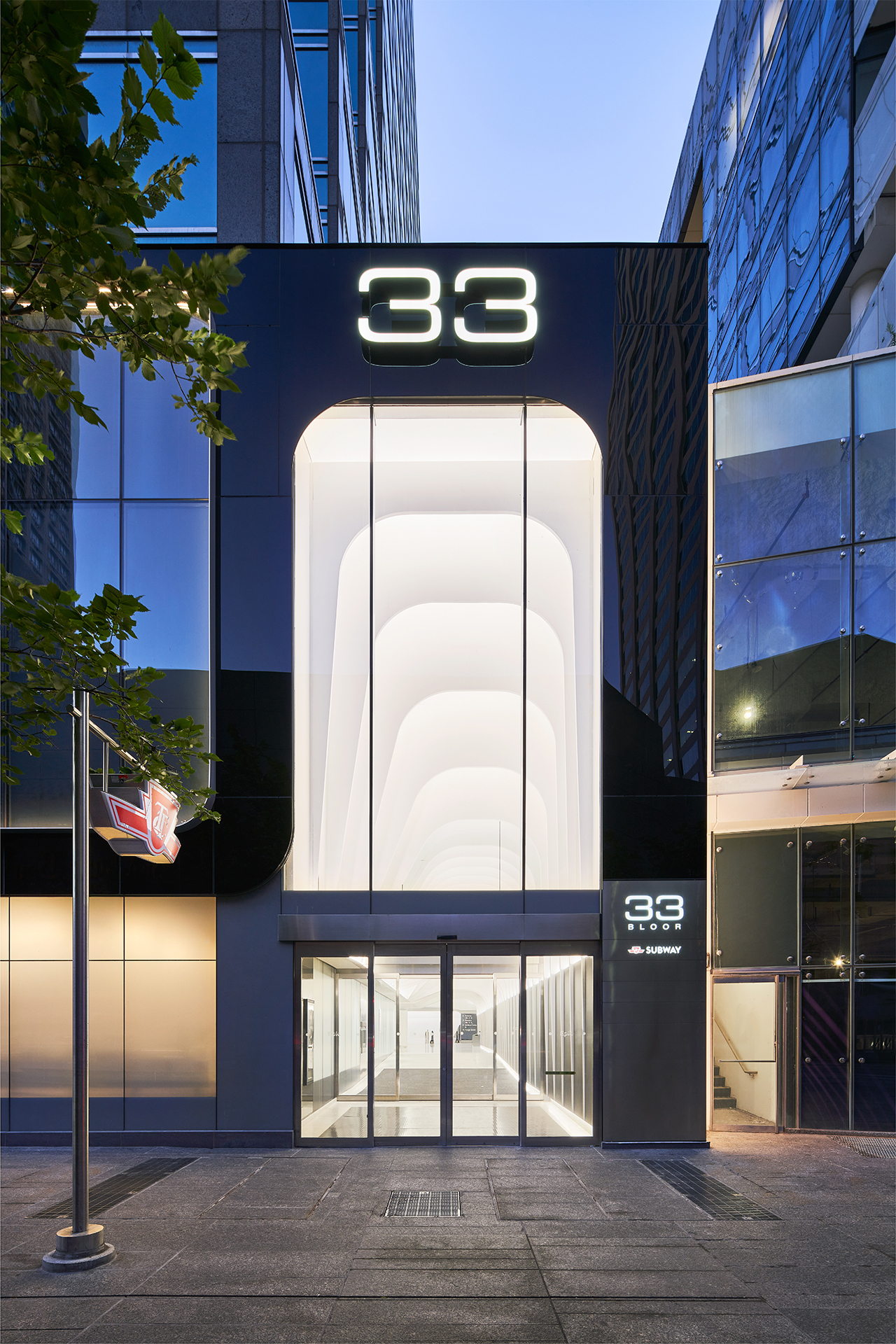 33 Bloor Street East, Epic Investment Services, WZMH, CBRE, Toronto