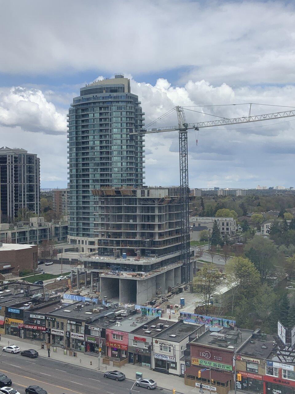 Azura Condos, Capital Developments, IBI Group, Toronto