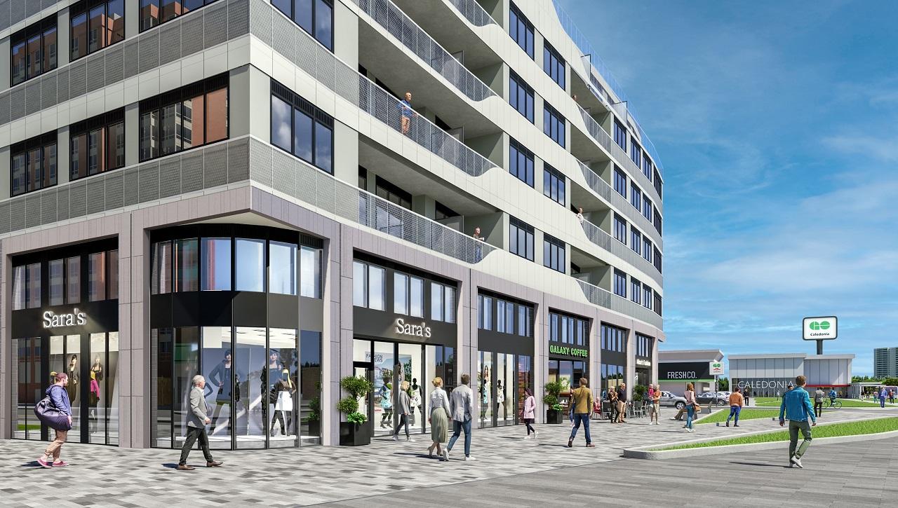 SmartCentres Eglinton West, Toronto, Turner Fleischer Architects