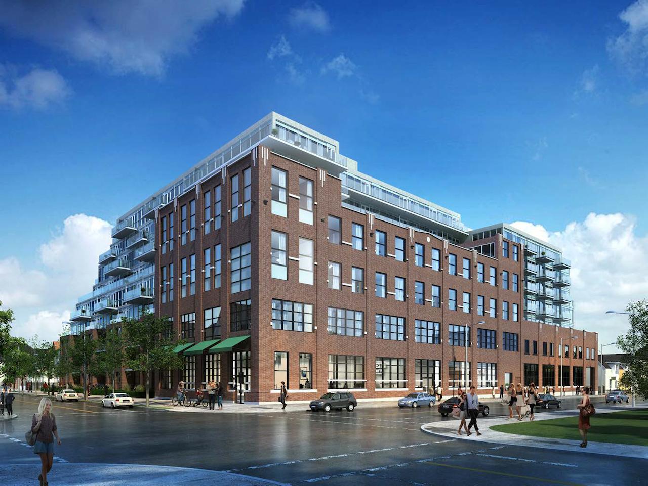 Wonder Condos, Toronto, Graywood, Alterra, Diamond Schmitt Architects, Toronto
