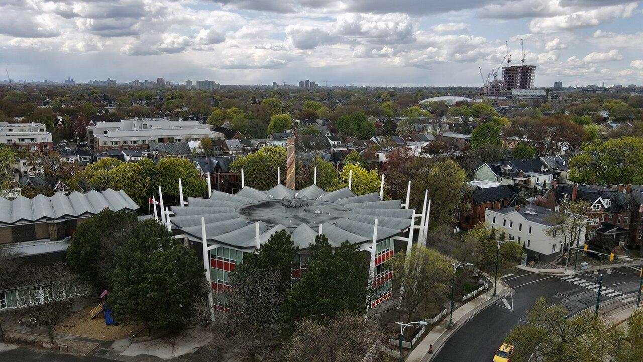 Daily Photo, Toronto, Lord Lansdowne Public School