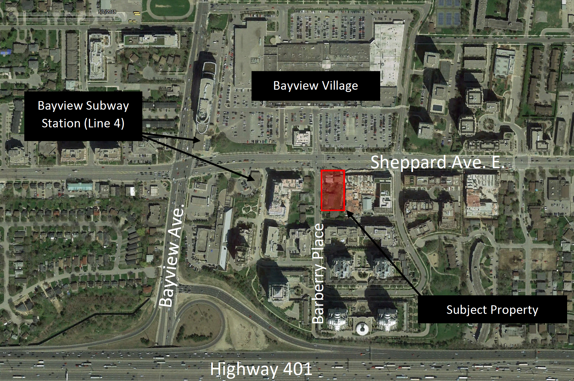 589 Sheppard Avenue East, Toronto, designed by RAW Design for JFJ Development Inc.