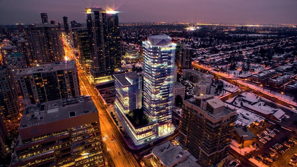 Ellie Condos, Toronto, G Group, Lalu Canada, Kirkor Architects