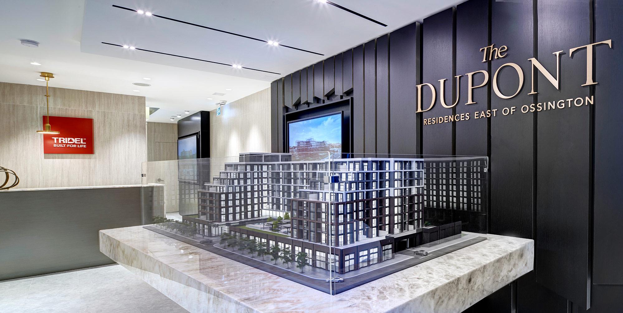 The Dupont, Tridel, U31, Toronto