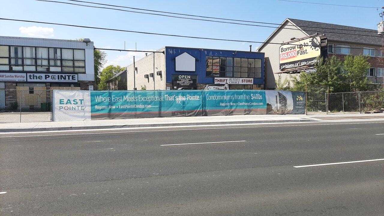 East Pointe Condos, Mutual Developments, Kohn Partnership Architects Inc, Toronto