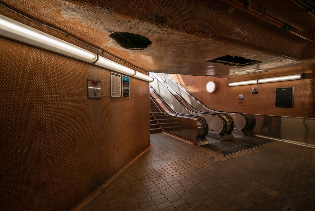 Daily Photo, Toronto, Dupont station, TTC subway