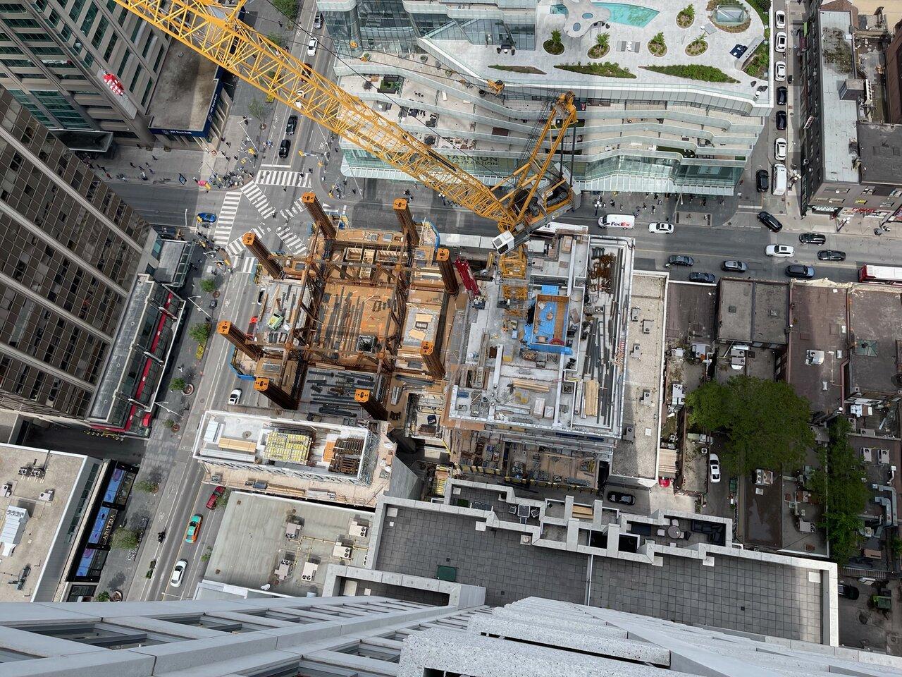 The One, Mizrahi Developments, Foster + Partners, Core Architects, Toronto