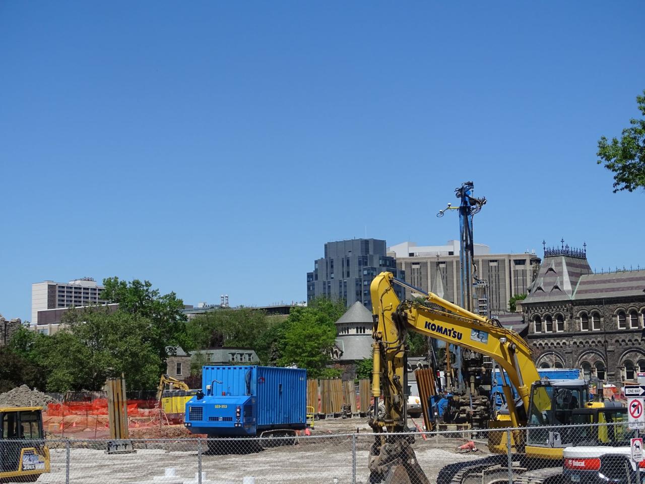 University of Toronto, Landscape of Landmark Quality, KPMB, MVVA, Urban Strategies