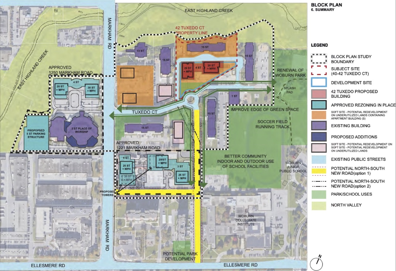 Neighbourhood Planning Context, 42 Tuxedo Court, Toronto, Reserve Properties, IBI Group