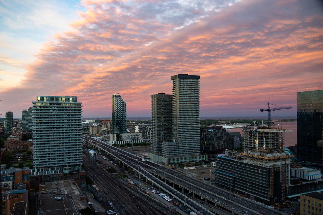Daily Photo, Toronto, skyline, Downtown, East Bayfront