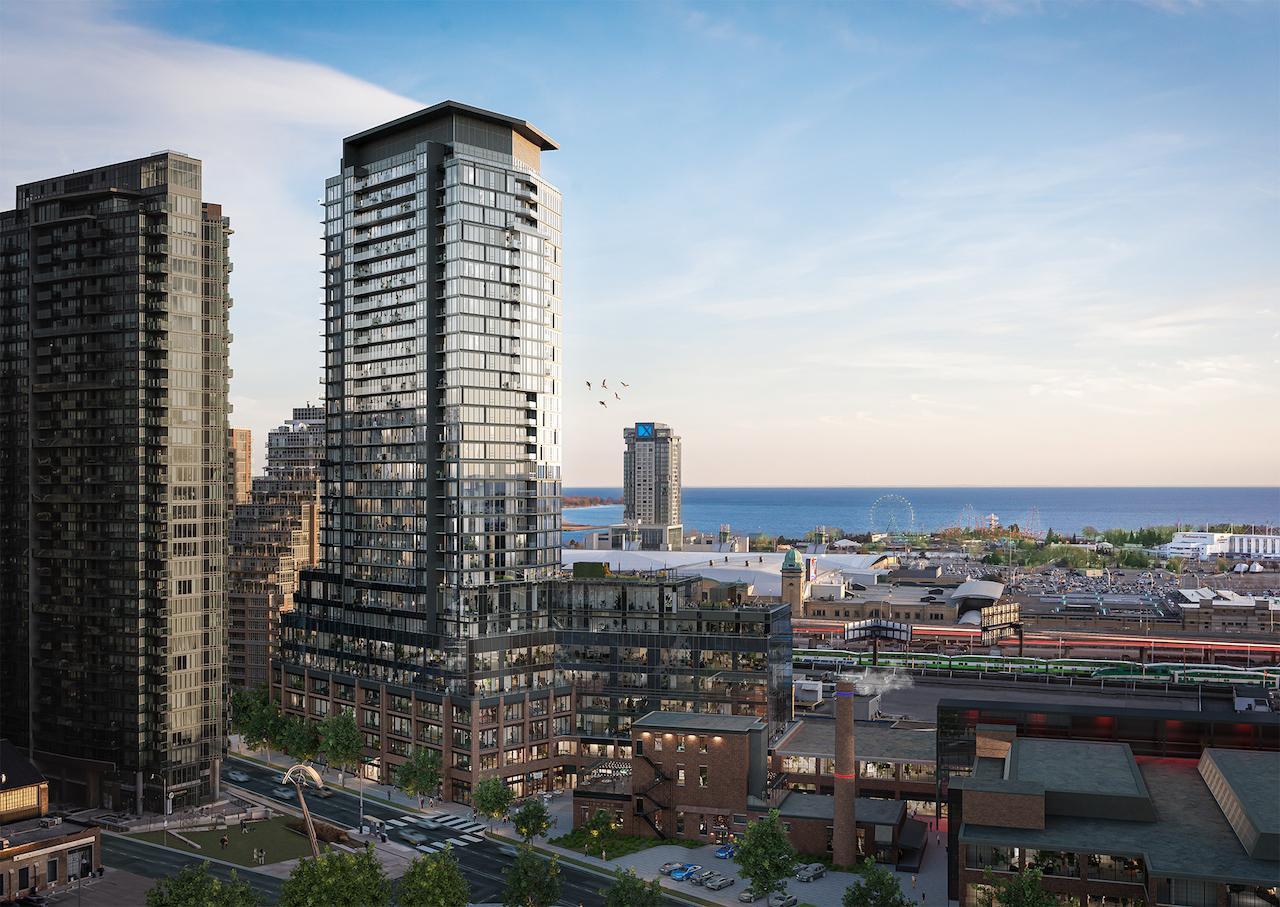 Liberty Market Tower, Lifetime Developments, Wallman Architects, Toronto