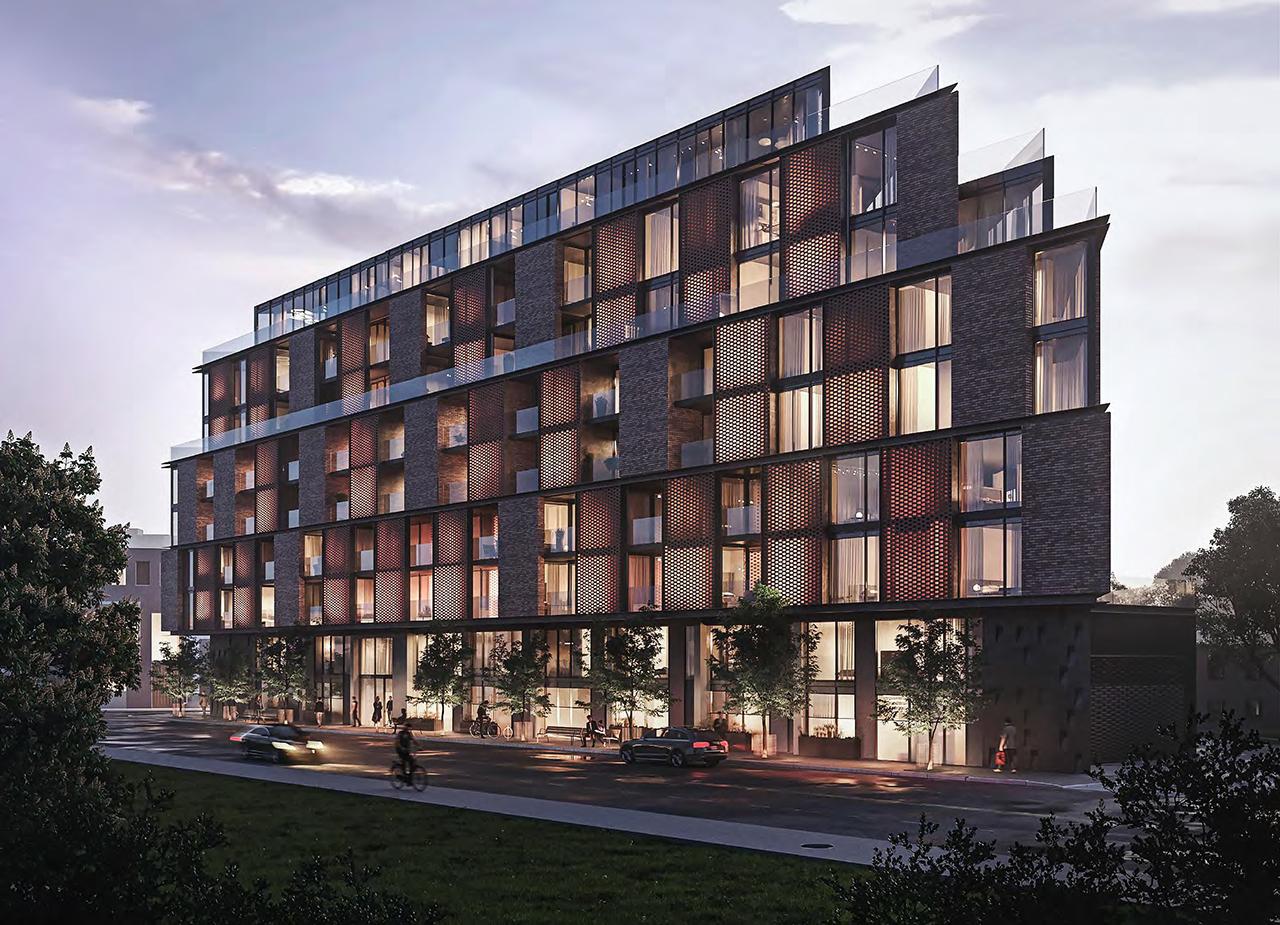 Junction Point, Gairloch Developments, architects—Alliance, Toronto