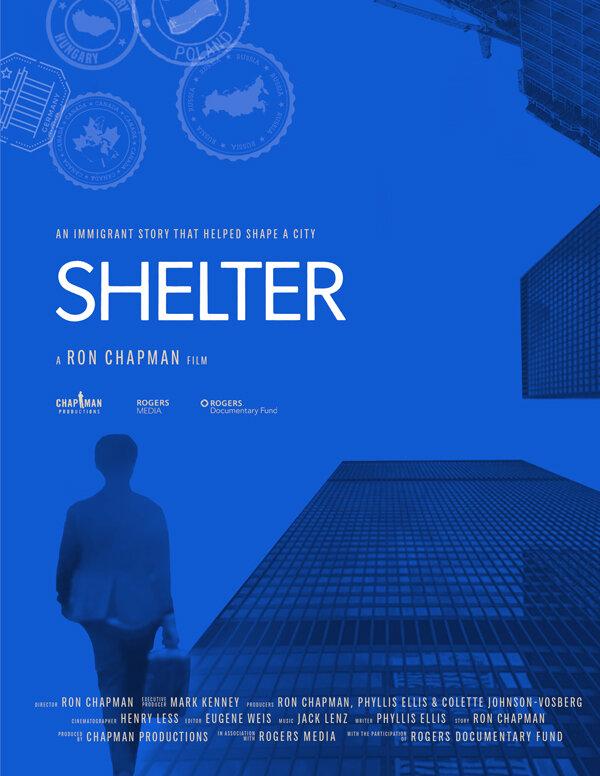 The poster for Shelter, courtesy of GAT PR