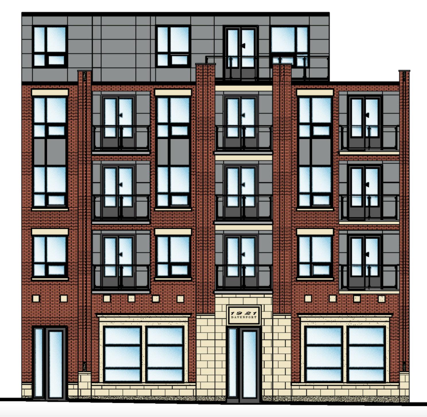 1921 Davenport Rd, Toronto, designed by Ambient Designs Ltd.