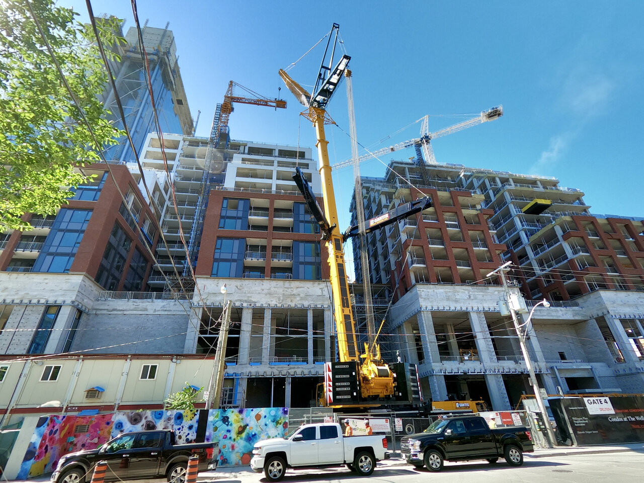 The Well, Tridel, Allied, RioCan, Wallman, architects—Alliance, BDP, Toronto