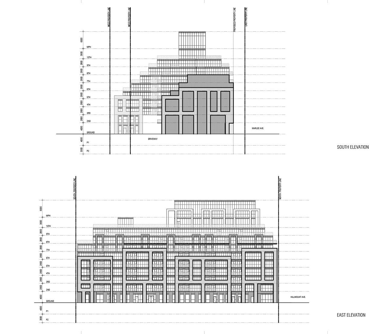 412 Marlee, Altree Developments, Graziani + Corazza Architects, Toronto