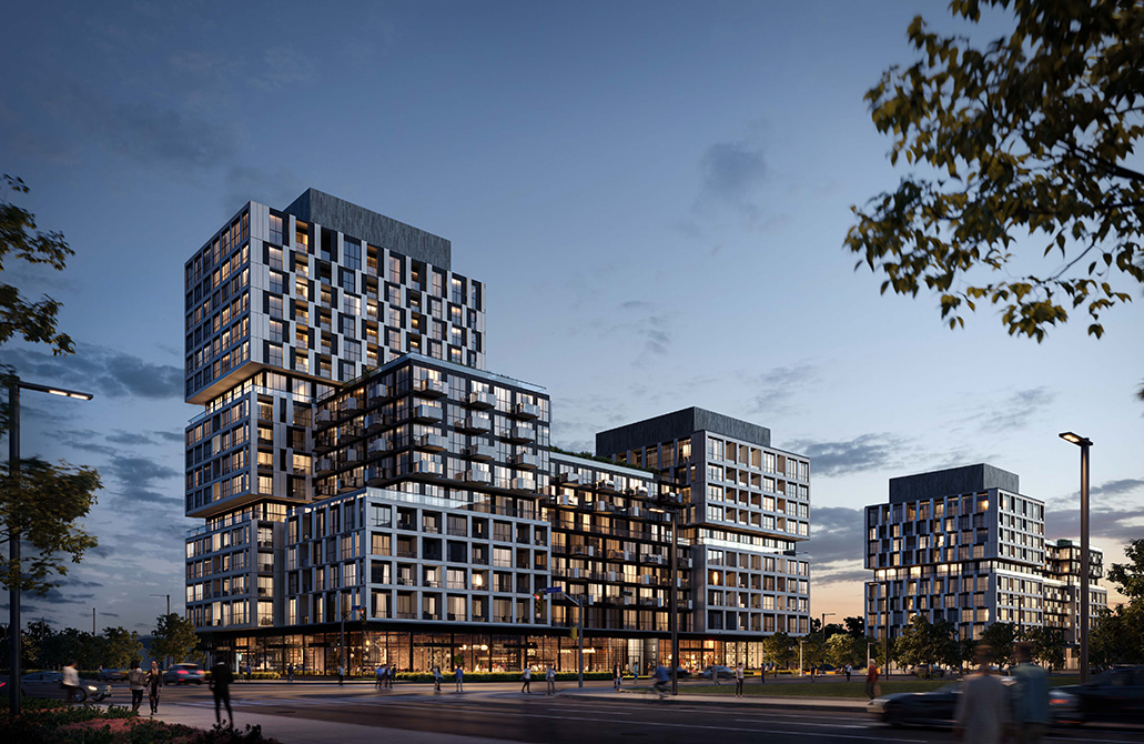Verge Condominiums to Bring New Life to Islington and The Queenway