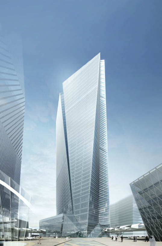 Tadawul Tower Skyrisecities