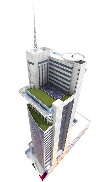 Hazina Trade Centre | SkyriseCities
