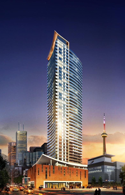 Cinema Tower Urbantoronto